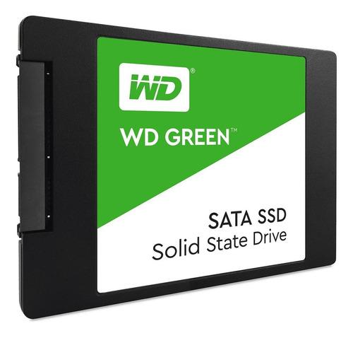hd ssd 120gb wd green com nota fiscal e 3 anos de garantia