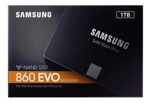 hd ssd 1tb samsung 860 evo 3d v-nan sata3 6gb/s 2.5 550mb/s