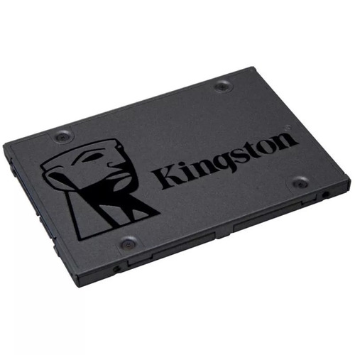 hd ssd 240gb kingston 2.5 sata iii a400 lacrado