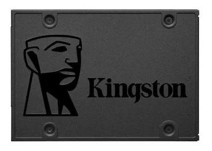 hd ssd 240gb kingston a400 sata 3 6gb/s - original