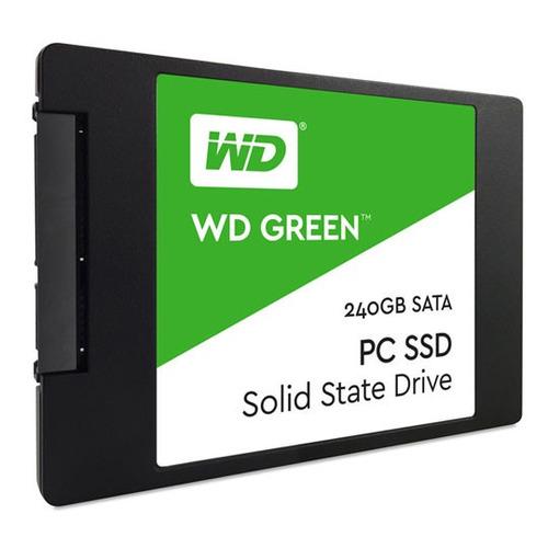 hd ssd 240gb western digital green pronta entrega lacrado