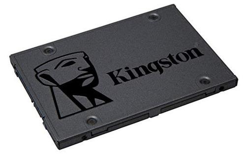 hd ssd kingston 480gb sata 6gbs 2.5 pol lacrado a400 500mbs