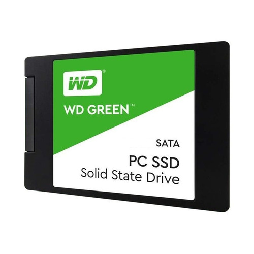 hd ssd western digital green 240gb 2.5' wds240g1g0a