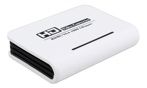 hd ultimate converter vga notebook/pc p/ tv hdmi vídeo/audio