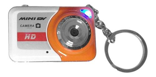 hd ultra portátil 1280 * 1024 mini cámara x6 grabadora de