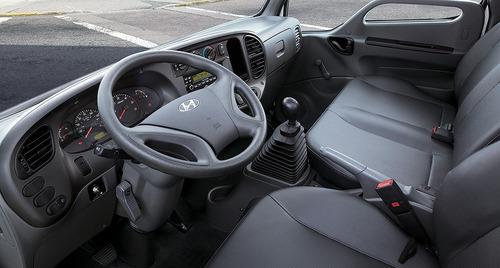 hd65 2.5 ton. chasis / caja / furgon garantia 4 años