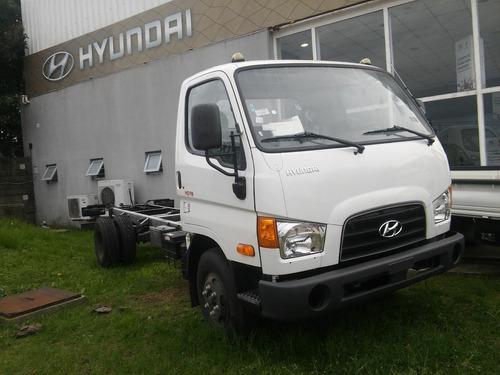 hd78 (chassis con cabina y aire acondicionado) -  2018
