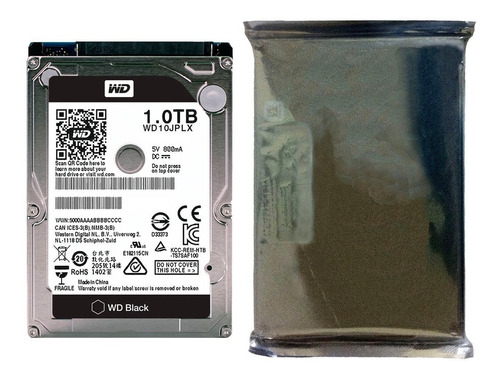 hdd 2.5 9.5mm wd black 1tb 7200rpm 32mb sata 3.0