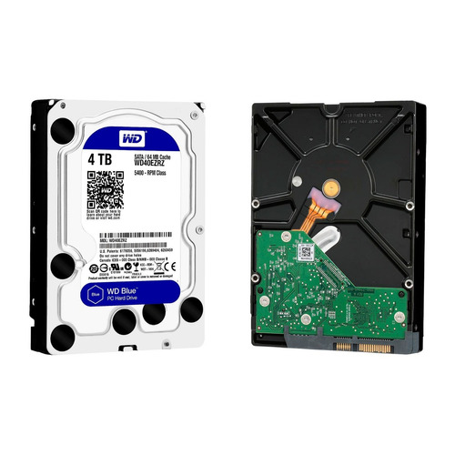 hdd 3.5 wd blue 4tb 5400rpm 64mb sata 3.0