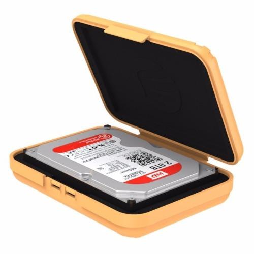 hdd case orico phx-35 3,5 sata unidad disco duro protege