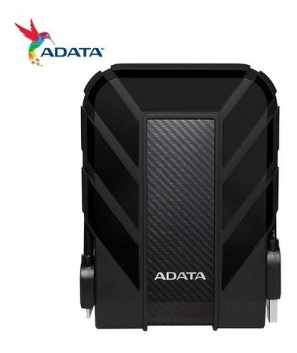 hdd externo adata 4tb hd710 pro negro anti golpe
