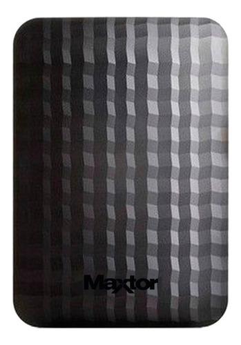 hdd maxtor m3 portable 1tb 2.5'' 17.5mm usb 3.0 - 5gb/s
