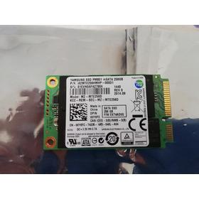 Hdd Ssd Samsung Pm851 256gb Disco Msata Mz-mte256 Mini Pcie