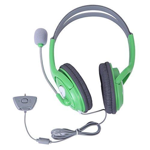 auriculares con microfono para xbox 360