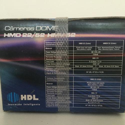 hdl  cameras(capa)
