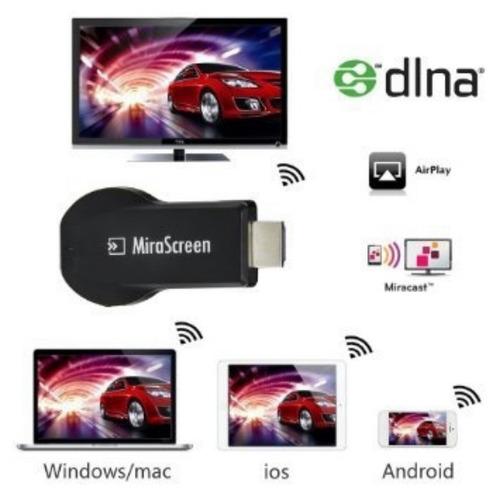 hdmi inalámbrico wifi chromecast ezcast 4k envio gratis