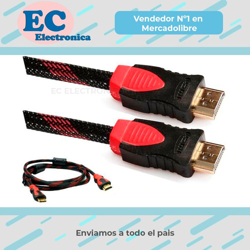 hdmi metros cable hdmi