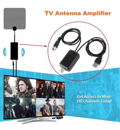 hdtv amplificador de antena amplificador de señal tv hdtv