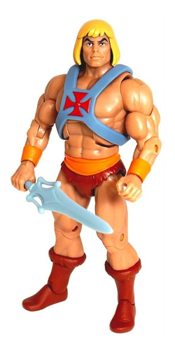 he-man 2.0 club grayskull he-man motu ultimate super7