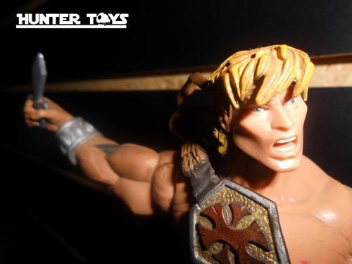 he man, jungle attack, figura mattel 2002, tel. 35846340