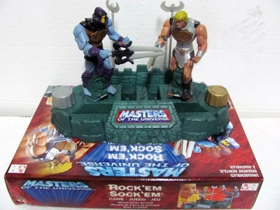 he man masters of the universe lucha de espadas mattel 2002