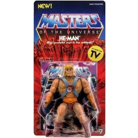 He-man Masters Of The Universe Vintage Super7 15 Cm