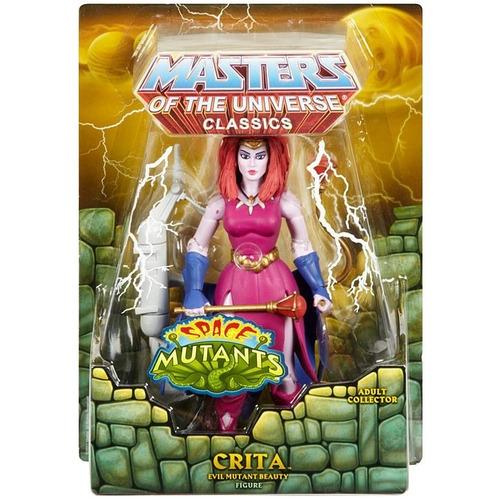 he-man motu masters of the universe classics crita cerrado