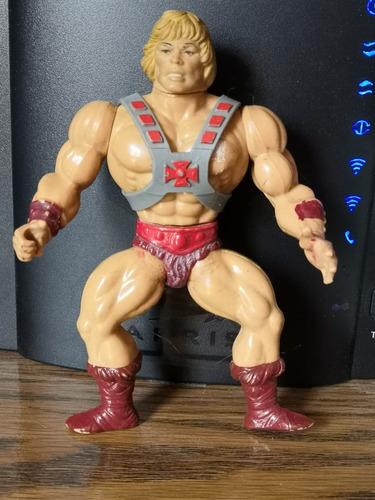 he-man vintage 1981 /aurimat mexico / amos del universo