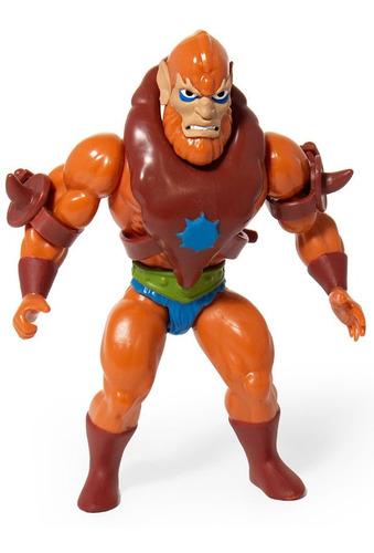 he-man vintage beast-man motu figura super7