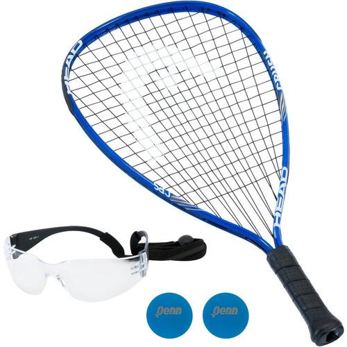 head crush  racquetball  set de principiante /  starter set