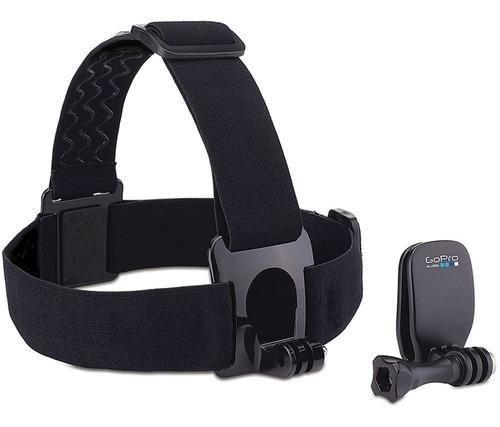 head strap+ quickclip gopro