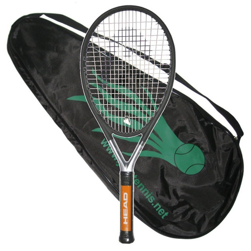 head ti.s6 strung with cover tennis racquet (4-3/8)