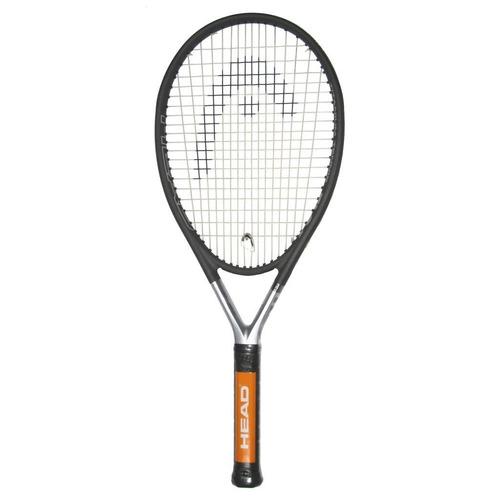 head ti.s6 tennis racquet, strung, 4 1/4 inch grip