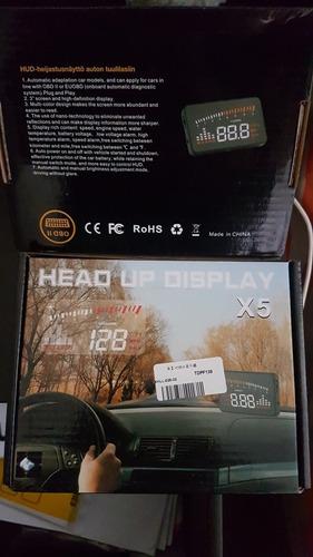 head up display