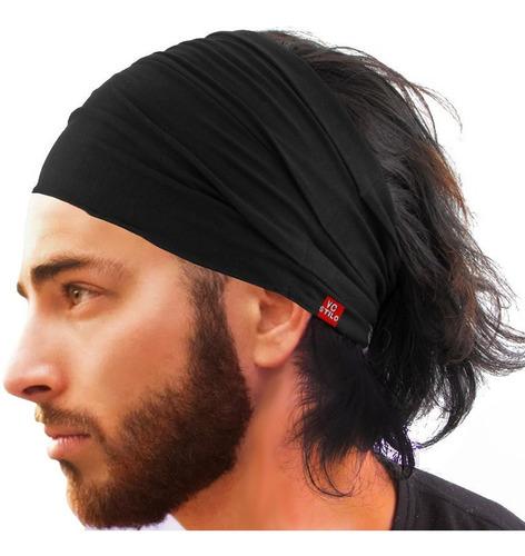 headband masculino bandana faixa gorro touca turbant