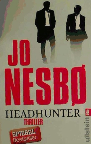 headhunter(libro )