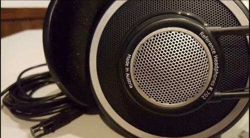 headphone akg 702 (made in austria)
