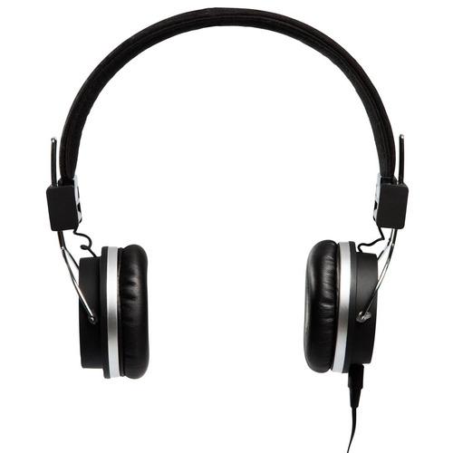 headphone bomber quake hb02 black over-ear  fone de ouvido