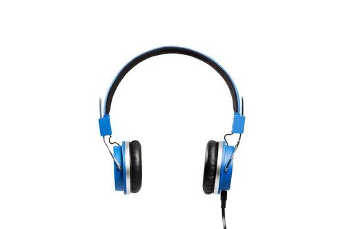 headphone fone de ouvido bomber- hb02 quake blue