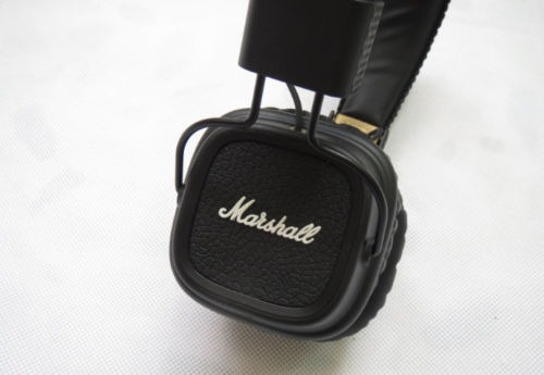 headphone / fone de ouvido marshall major 1