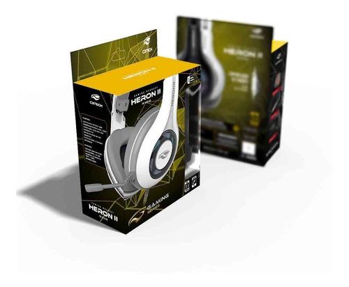 headphone gamer c3tech heron 2 - com garantia