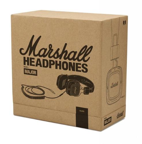 headphone marshall fone ouvido