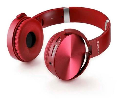 headphone premium bluetooth sd/aux/fm multilaser ph266
