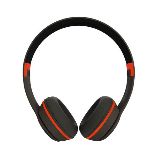 headphone rock street laranja cb removível acab emborrachado