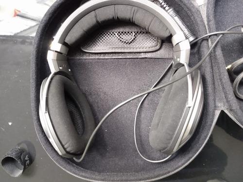 headphone sennheiser hd 700 + frete grátis