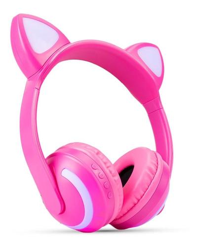 headphone wireless cat ear / h'maston mod: ej-048