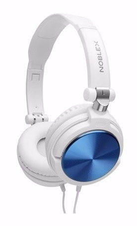 headphones noblex hp97 nuevos en caja techcel