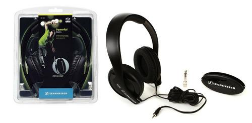 headphones senheisser hd202 originales oferta navideña