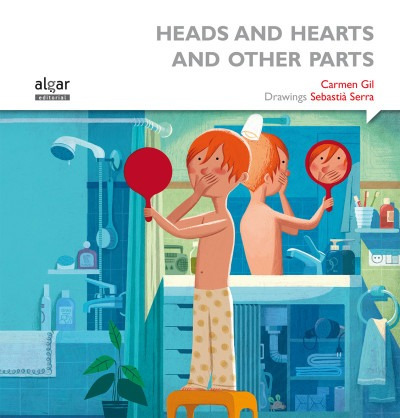 heads and hearts and other parts(libro infantil y juvenil)