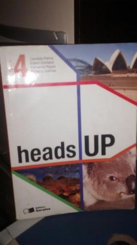 heads up book 4 candida palma com cd